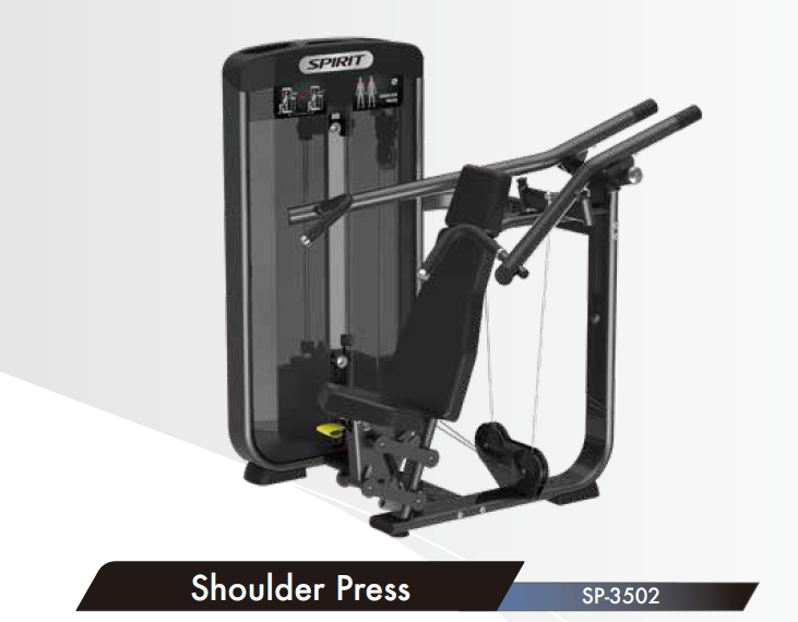 SHOULDER PRESS | CE900